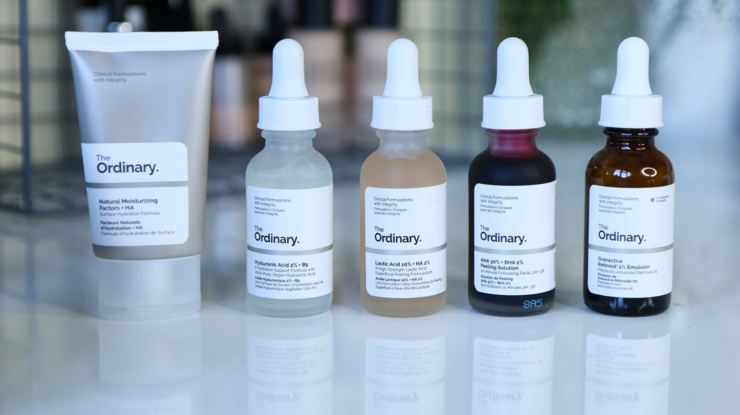 The Ordinary Top 5 Reviews Katie Snooks